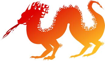 chinese dragon pizabay
