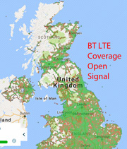 BT LTE Coverage Open SIgnal 180